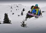 Skiers Watch Out
