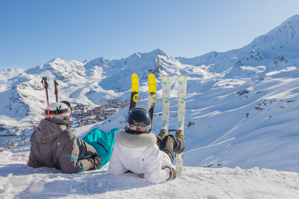 Easter Ski Resorts, Val Thorens