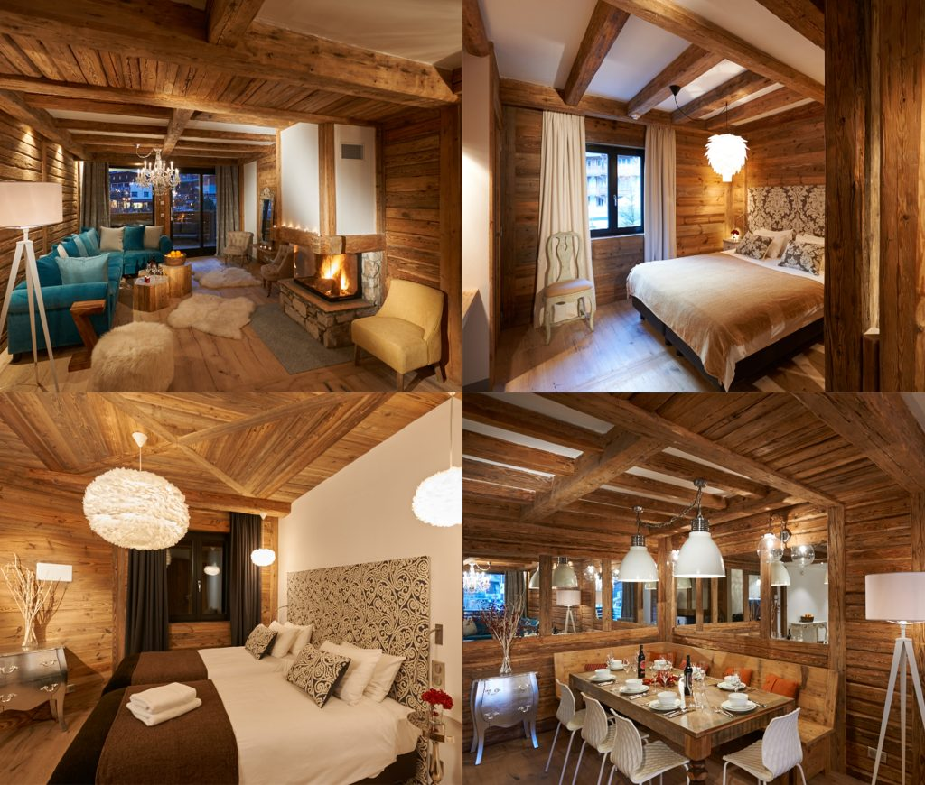 Chalet Accommodation