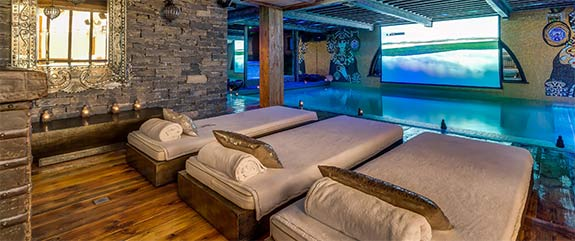 Val d'Isere Spa