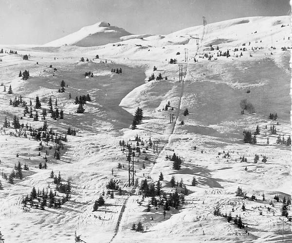 Meribel Resort History