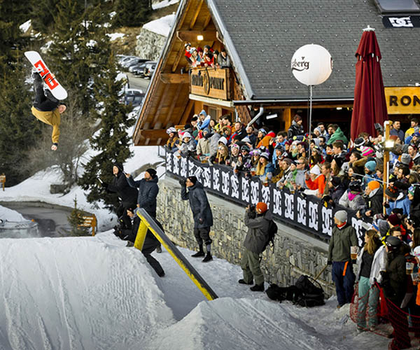 Le Rond Point - Meribel Mountain Restaurant