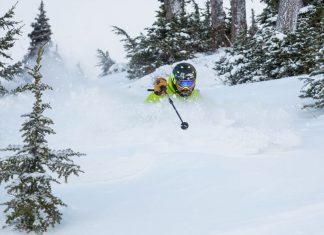 Backcountry Blower Pow, Whistler