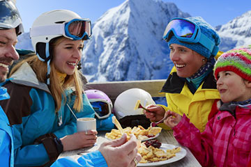 Meribel Mountain Restaurant