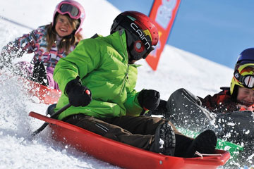 Les Menuires non ski activities
