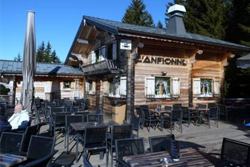 Flaine Mountain Restaurants