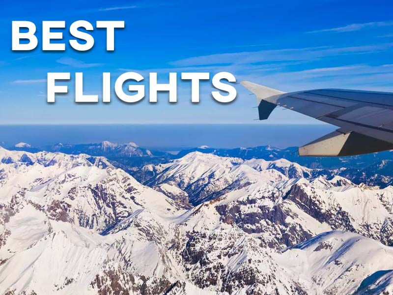 The Best Flights And Transfers
