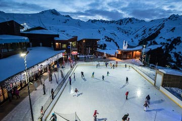 Les Arcs Non Ski Activities