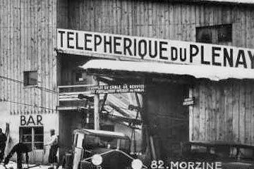 Morzine Resort History