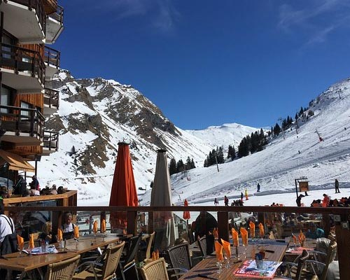 Avoriaz Mountain Restaurants