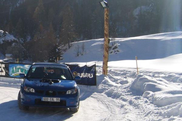 Tignes non ski activities | Ice driving