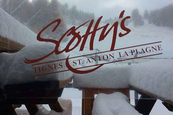 Scotty's Bar - Plagne Centre