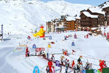 Val Thorens Childcare