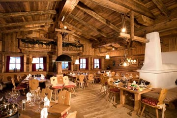 Obergurgl Mountain Restaurants