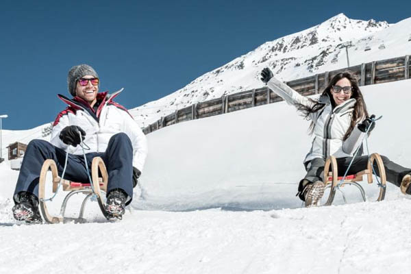 Obergurgl non ski activities