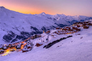 Les Menuires Ski Resort Information