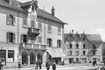 Megeve Resort History