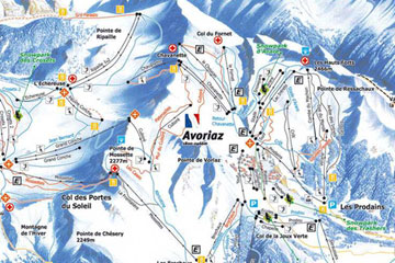 Everything You Need To Know About Skiing In Avoriaz