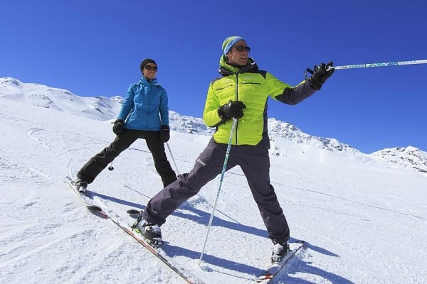 Val Thorens Ski Lesson