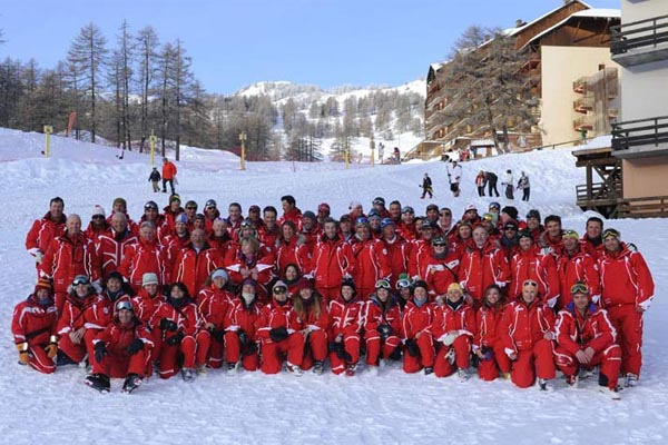 ESF Meribel Ski school