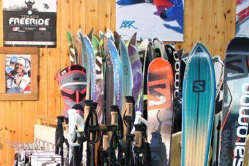 Val d'Isere Ski Hire