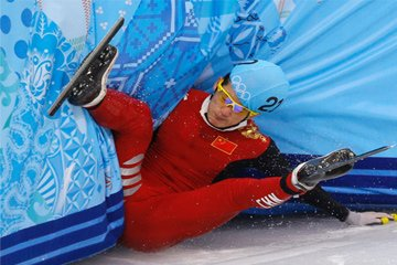Top 10 Winter Olympic Fails Of All Time!