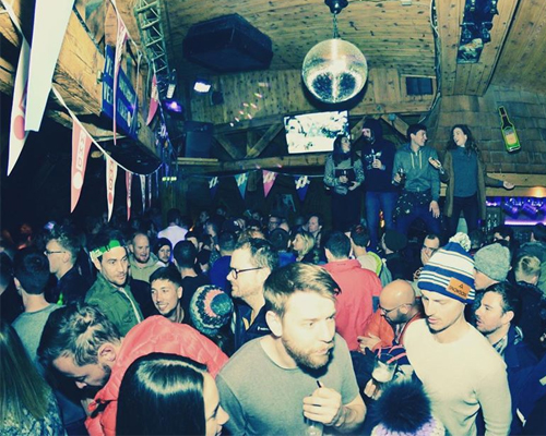 The Place - Avoriaz apres bar
