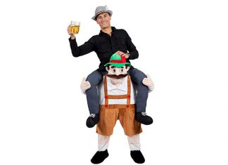 Carry Me® Bavarian Adult Costume One Size
