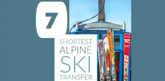 short transfer ski resorts