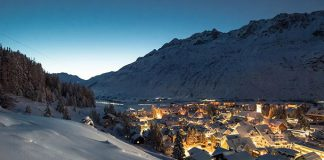 Ski weekend in Andermatt