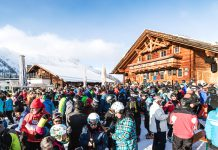 Ischgl boys ski weekend