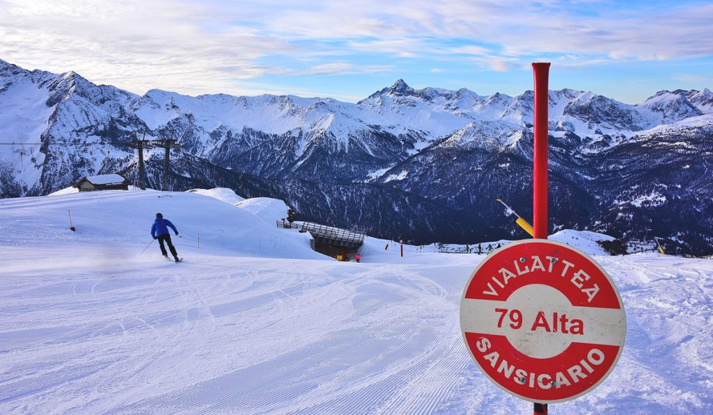 Sauze d'Oulx boys ski weekend