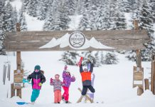 half term family friendly skiing