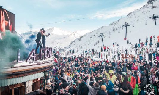 The bes apres ski in France - Val d'Isere