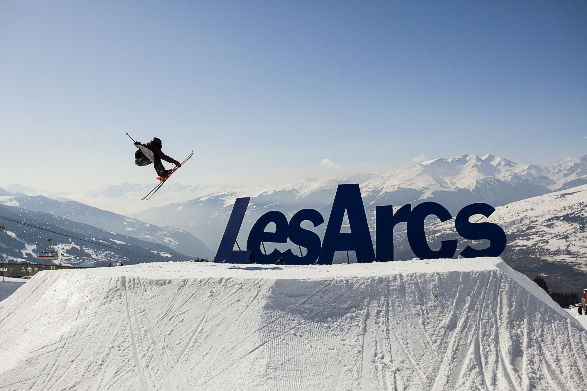 How will covid affect skiing in Les Arcs this winter?