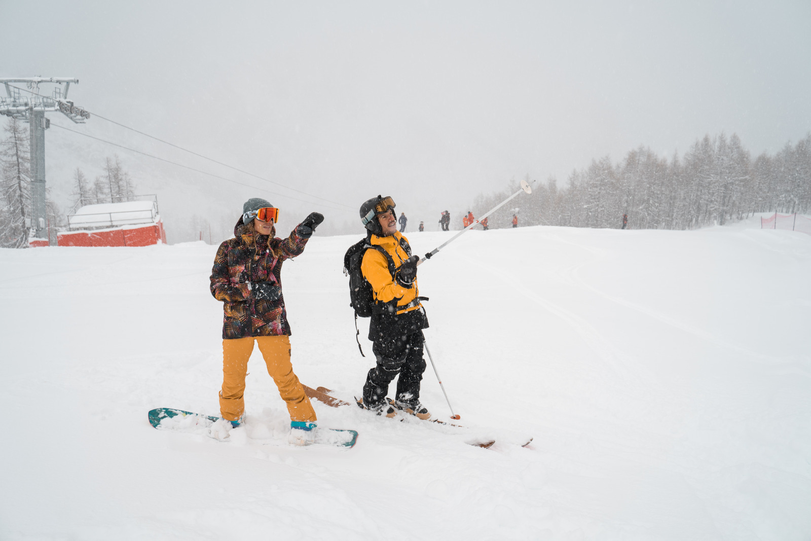 How Coronavirus will affect kiing in Val d'Isere this winter