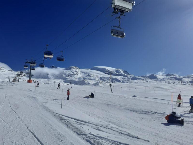 Cervinia Slopes
