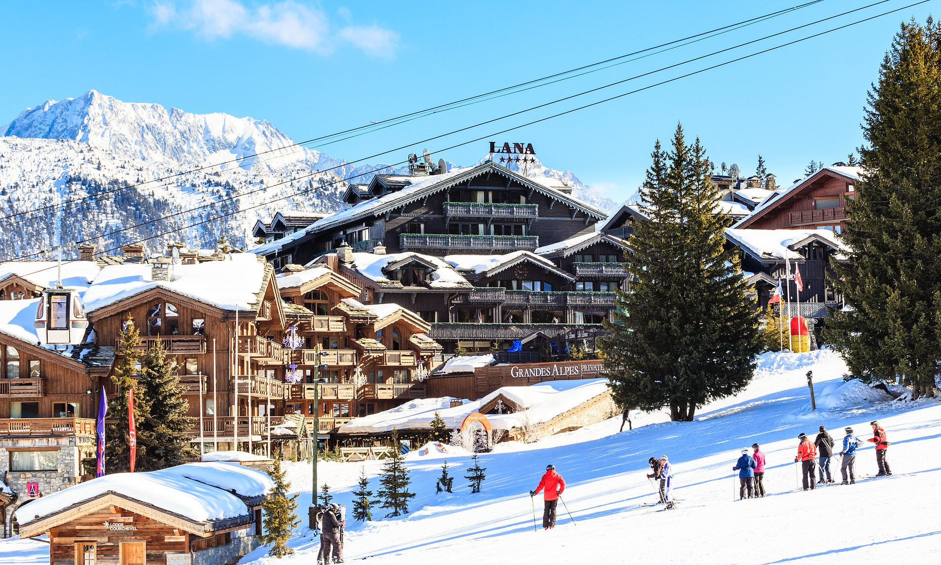 ski accommodation options