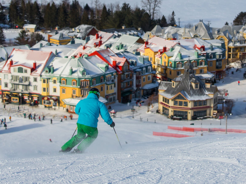 skiing in Canada - ski holidays 2021