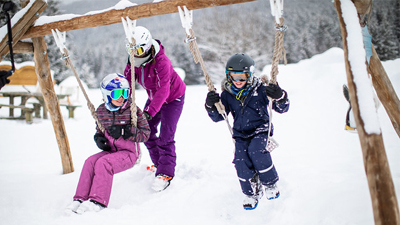 Family Friendly Ski Resorts
