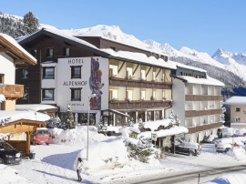 Hotel Alpenhof and Nebenhaus