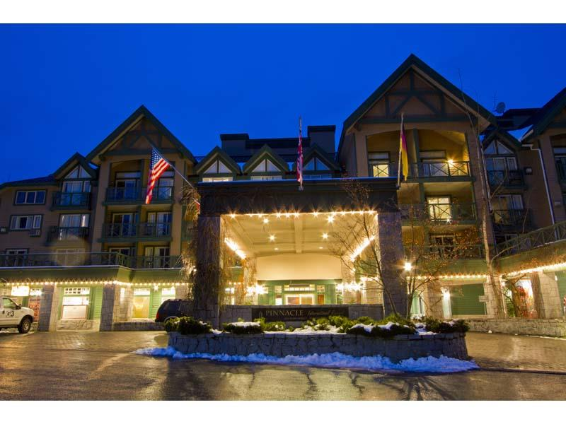 Pinnacle International Hotel Whistler