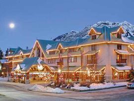 Hotel Banff Caribou Lodge and Spa