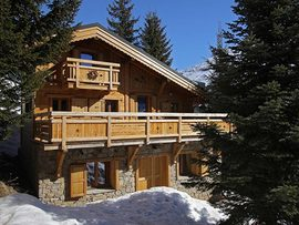 Self-Catered Chalet Les Alpages