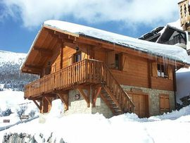 Self-Catered Chalet Les Sapins