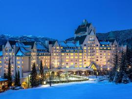 Hotel Fairmont Chateau Whistler