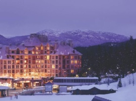 Pan Pacific Whistler Mountainside Suites