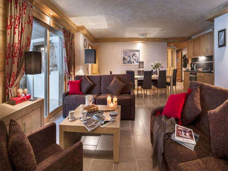 residence les chalets d angele chatel powder white
