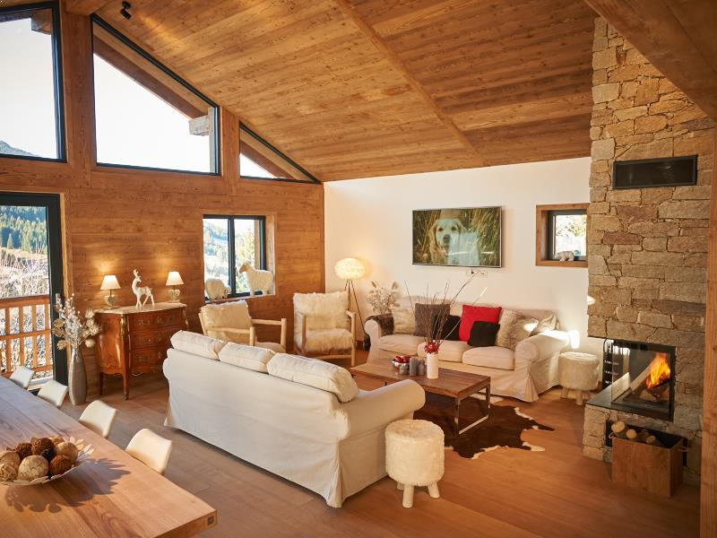 Clarines d'Or (Sleeps 8) Courchevel