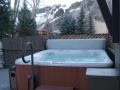 Jacuzzi, Hotel Aspen Mountain Lodge, Aspen